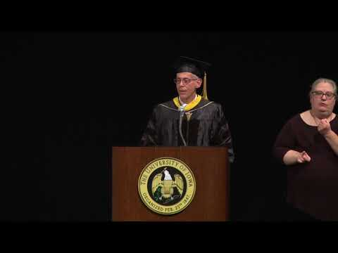 UI Carver College of Medicine B.S. Commencement - May 12, 2018 on YouTube