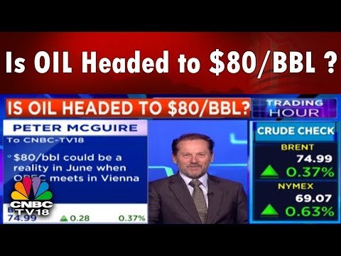 Is OIL Headed to $80/BBL? | CNBC TV18