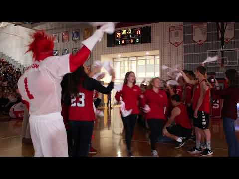 Souderton Unified Champion School Pep Rally