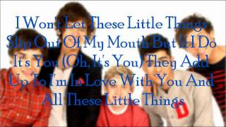 One Direction - Little Things (Lyrics + FREE DOWNLOAD)