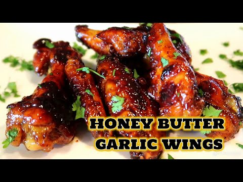 honey-butter-garlic-chicken-wings-in-the-oven-|-easy-chicken-wing-recipes