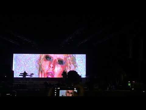 "Christina Aguilera New Album ""Liberation"" Tour Interlude (Baku, Azerbaijan) Live from Crystal Hall"