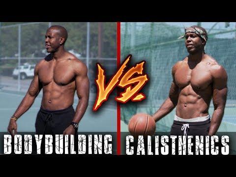Bodybuilding Vs Calisthenics Transformation