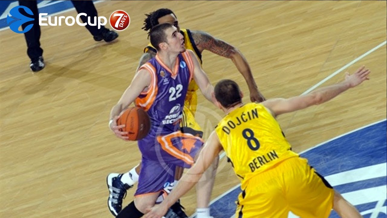 7DAYS EuroCup Flashback: 2010 Final, Power Electronics Valencia-ALBA Berlin