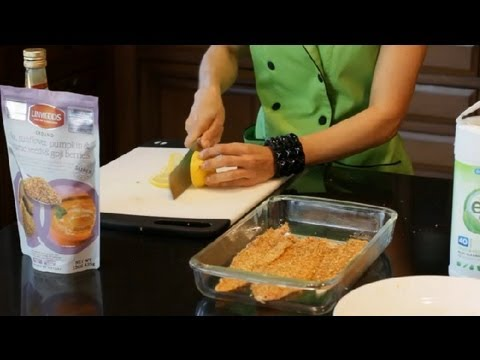 How To Make Oven-Baked Fish Without Breading : Healthy Eating