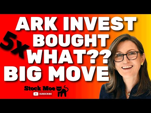 ARK Invest Bought WHAT THIS WEEK?? BEST GROWTH STOCKS TO BUY NOW - Cathie Wood Buying What?