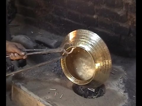 Traditional Brass And Copper Craft Of Utensil Making Among The Thatheras Of Jandiala Guru