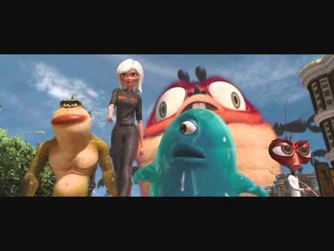 Monsters vs. Aliens Movie Review - commonsensemedia.org