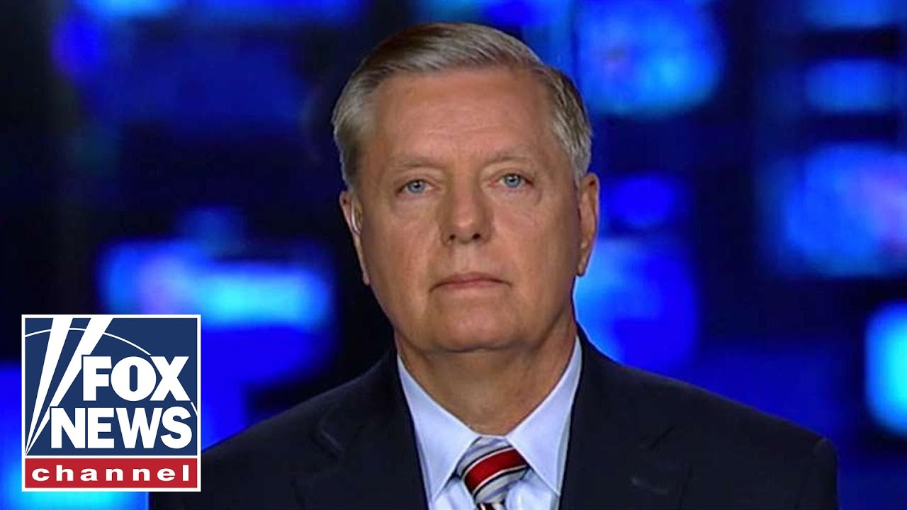 FOX News Graham details bipartisan plan for new red flag laws