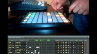 Launchpad Step Sequencer Lauflicht Part 2