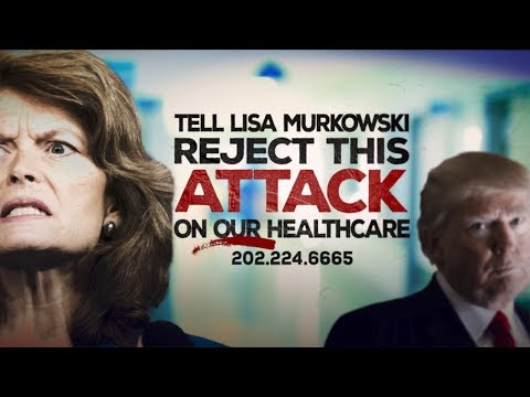 Lisa Murkowski: Reject the WORST Trumpcare Bill Yet