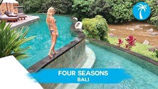 Download lagu FOUR SEASONS BALI AT SAYAN RoviTravel by MonRovi MP3