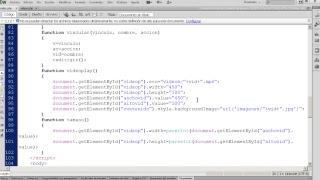 programar en java script (JS + HTML + CSS)