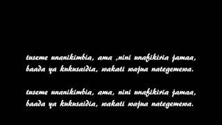 Nilipe nisepe belle 9 with lyrics