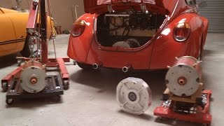 D Y Electric Conversions - Motors And Controllers