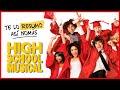 La Trilogía de High School Musical | #TeLoResumo
