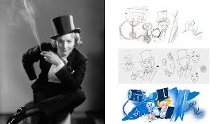 Why Google's new Doodle is dedicated to Marlene Dietrich - [Hot news 247]