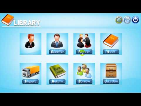 How To Create Book Library System In MS Access By RUPP Student