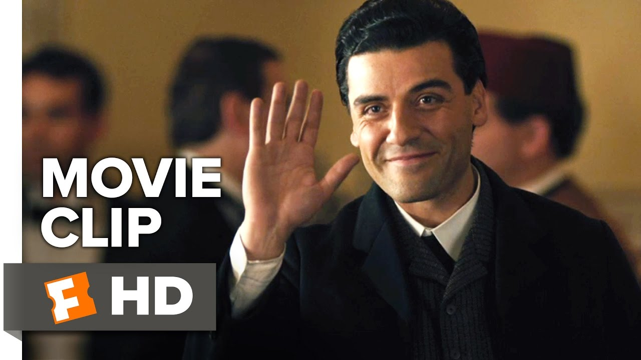 The Promise Movie CLIP - Old Friends and New (2017 ...