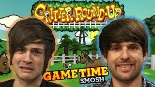 ROUND UP DEM CRITTERS (Gametime w/ Smosh)