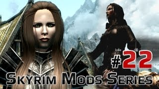 ★ Skyrim Mods Series - #22 - Horses for Followers, Magicka Arrows, Archer and Battle Mage Armor