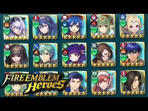 ¡Comparte tu ID de amigo! ¡Líder de Ejército y Dominios rivales! ~ Fire Emblem Heroes