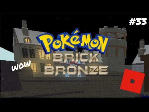 Exploring Frostveil City! | Roblox: Pokemon Brick Bronze | #33
