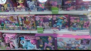 Обзор пони в магазине игрушек ~ Мини влог ~ MLP:FIM