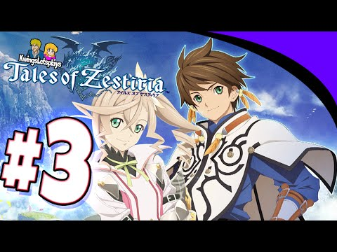 Tales of Zestiria Episode 3 What does the Fox SAY? - kwingsletsplays