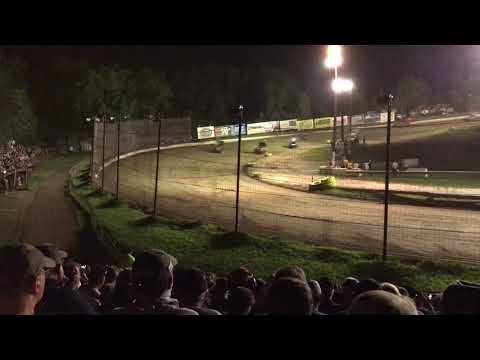 2017 PA Speedweek Grandview Speedway Feature Start