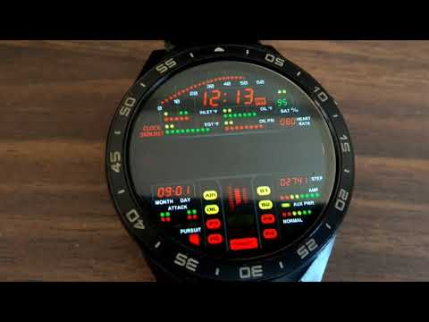 Lemfo lem10 watch faces, clock skin full android watch.