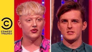 The Difference Between A Part Time Drag Queen And A Full Time Drag Queen | Your Face Or Mine