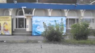 Донецк Петровка остановка Добровольского 10 августа 21:00
