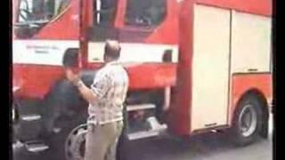 Hasiči Třemošnice Nový hasičský vůz Renault Midlum 4x4