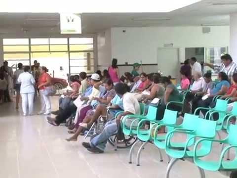 Atención normal en los Hospitales Municipales de Segundo Nivel