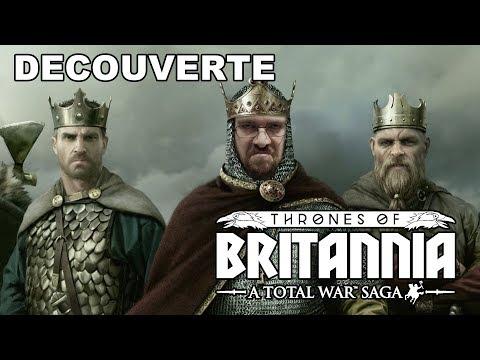 (Sponso) Découverte - Total War BRITANNIA