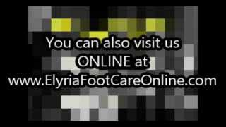 Elyria Foot Care Online commercial