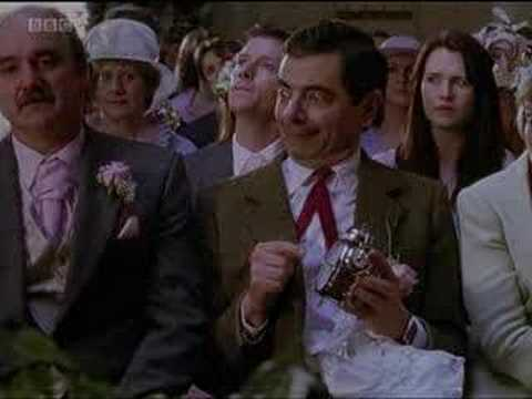 BBC One - Comic Relief - Mr Beans Wedding