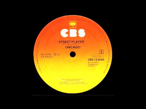 Chicago  Street Player ReEdit Columbia Records 1979