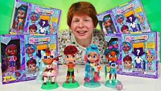 Классные игрушки Hairdorables. Куклы Hairdudeables - новый набор! Веселые игры Hey, toys!