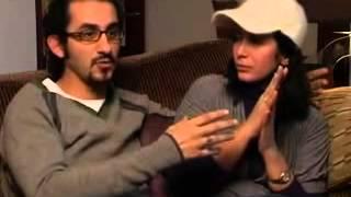 حصريا أحمد حلمى ومنى زكى معا فى لقاء واحد بلندن كامل