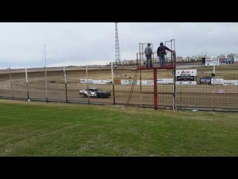 2017-04-15 Devils Lake Speedway test and tune