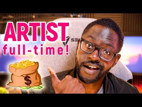 Make MONEY as an ARTIST in 2020!