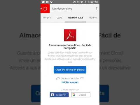 ¿Qué es y Para Qué Sirve Adobe Acrobat? - Adobe Acrobat Android