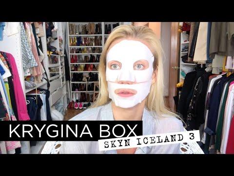 "Елена Крыгина Krygina Box ""Skyn ICELAND 3"""