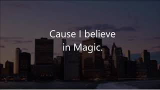 Rudy Mancuso & Maia Mitchell -Magic (Lyrics)
