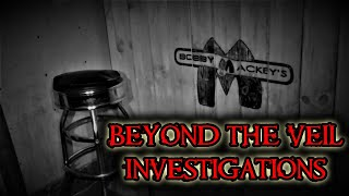 BEYOND THE VEIL INVESTIGATIONS - What Have We Been Up To??