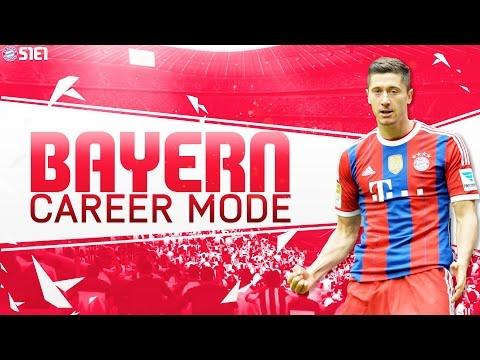 FIFA 16 Bayern Munich Career Mode - The Legendary Journey Begins - S1E01