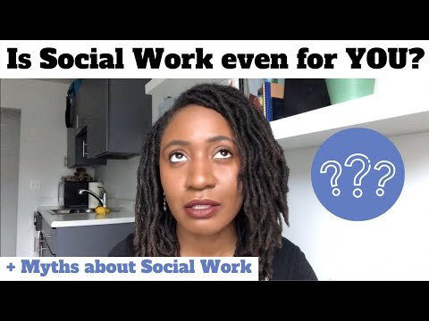 Is Social Work REALLY For You? Let's Be VERY HONEST! + Common Misconceptions About The Field