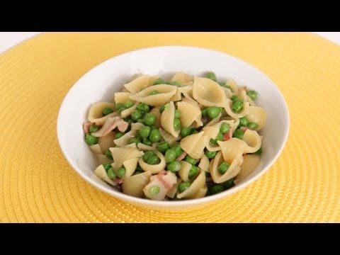 Pasta E Piselli Recipe - Laura Vitale - Laura In The Kitchen Episode 579